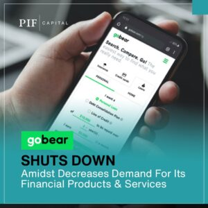 GoBear shuts down amidst decreased demand for its financial products & services